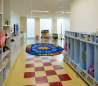 Chapel of the Cross Preschool Room
