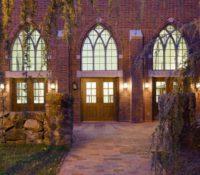 Chapel of the Cross Entrance