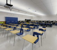 ern Guilford HS Classroom
