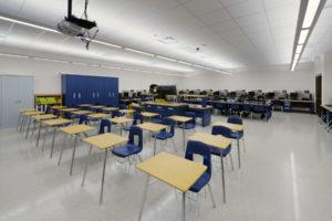 ern Guilford HS Classroom