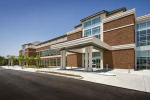ECU Family Medicine Center Exterior