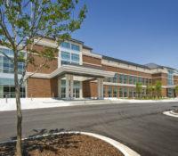 ECU Family Medicine Center Exterior 2