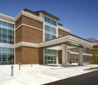 ECU Family Medicine Center Exterior 3