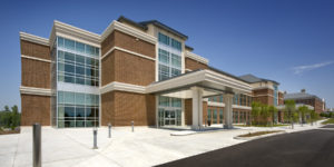 ECU Family Medicine Center Exterior 3
