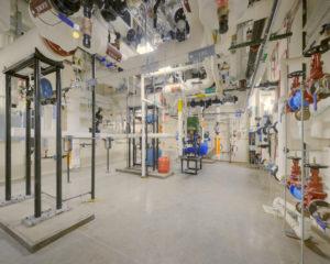 ECU Family Medicine Center Energy Plant
