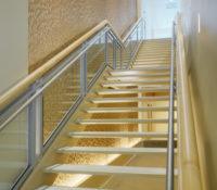 ECU Family Medicine Center Stairs