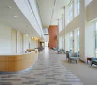 ECU Family Medicine Center Lobby