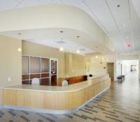ECU Family Medicine Center Reception