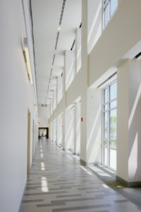 ECU Family Medicine Center Hall
