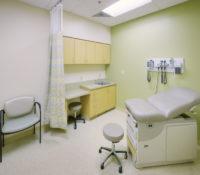 ECU Family Medicine Center Exam Room 2