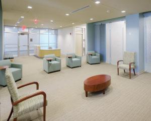 ECU Family Medicine Center Waiting Room 2