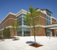 ECU Family Medicine Center Exterior Front