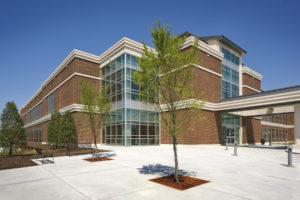 ECU Family Medicine Center Exterior Front