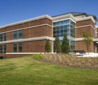 ECU Family Medicine Center Exterior Side
