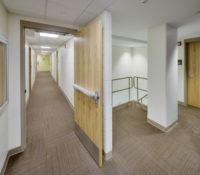 ECU Tyler Residence Hall Interior Hall