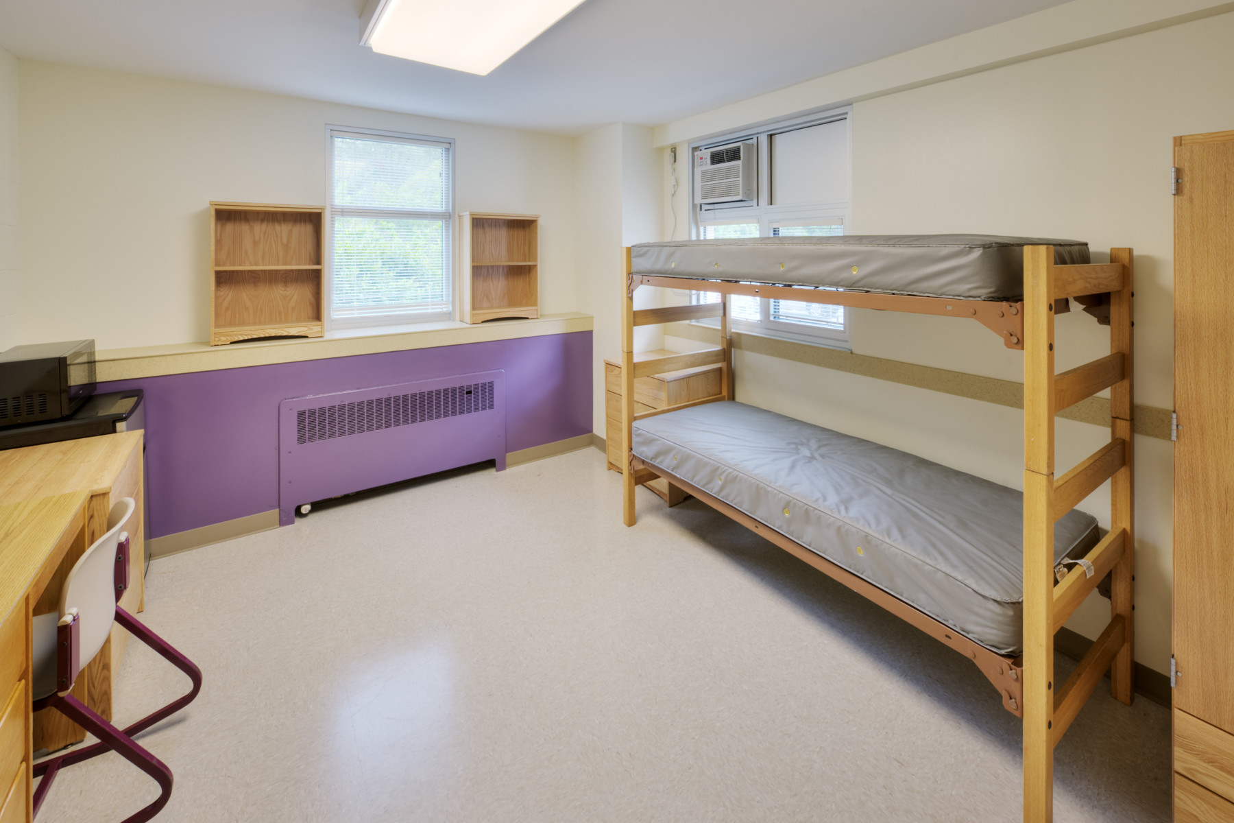 ... ECU Tyler Residence Hall Dorm Room 2 ... Part 4