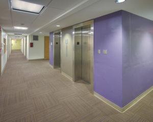 ECU Tyler Residence Hall Elevators