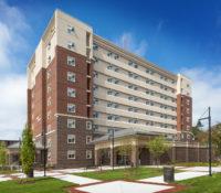 ECU Tyler Residence Hall Exterior 2