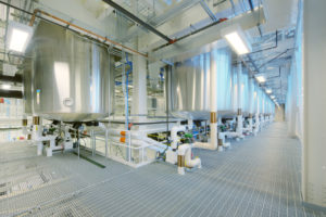 Fracitiionalization Facility Interior 4