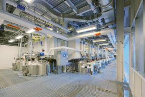 Fracitiionalization Facility Interior 2