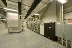 Fracitiionalization Facility Interior