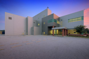 Fracitiionalization Facility Exterior Front