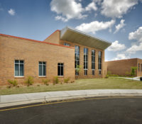 Southeast Guilford Middle & High Schools Exterior Side 2