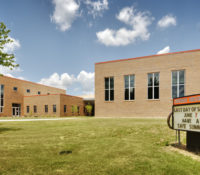 Southeast Guilford Middle & High Schools Exterior Side 3