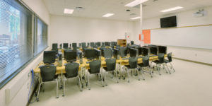 Southeast Guilford Middle & High Schools Interior Classroom