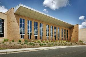 Southeast Guilford Middle & High Schools Exterior Canopy