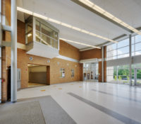 Southeast Guilford Middle & High Schools Lobby