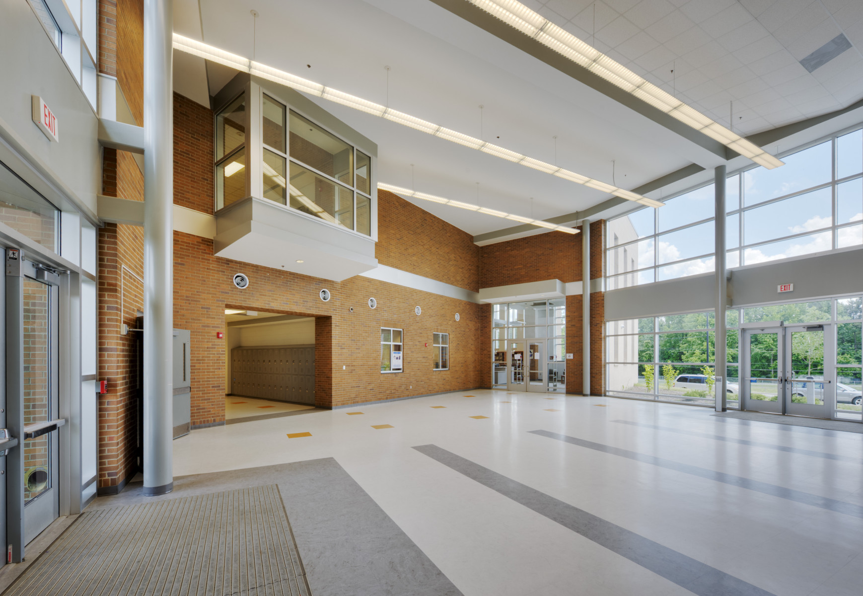 Southeast Guilford Middle Amp High Schools Barnhill