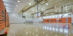 Southeast Guilford Middle & High Schools Gym