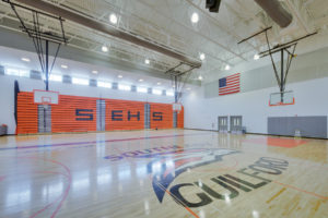 Southeast Guilford Middle & High Schools Gym 2
