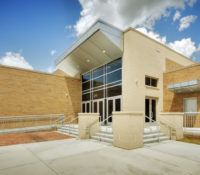 Southeast Guilford Middle & High Schools Exterior Doors