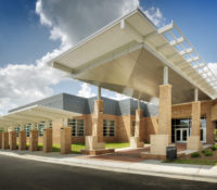 Southeast Guilford Middle & High Schools Entrance