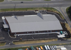Davidson County Law Enforcement Center Aerial 3