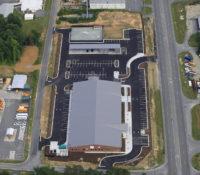 Davidson County Law Enforcement Center Aerial 4