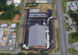 Davidson County Law Enforcement Center Aerial 4