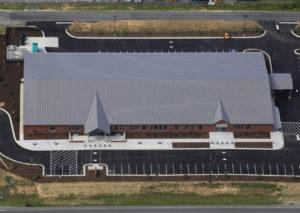 Davidson County Law Enforcement Center Aerial 5
