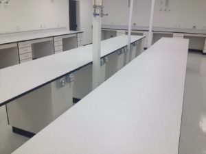 Global Lab Services Interior Lab Casework 6