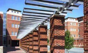 UNC Residence Halls Phase 1 Walkway