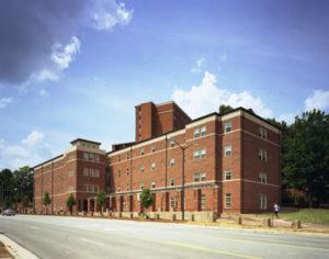 UNC Residence Halls Phase 1