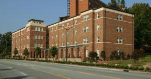 UNC Residence Halls Phase I