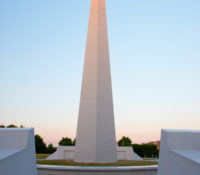 Veterans Park Monument