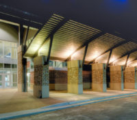 Watauga High School Entrance