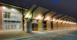 Watauga High School Entrance