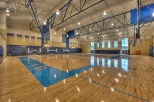 Watauga High School Gym
