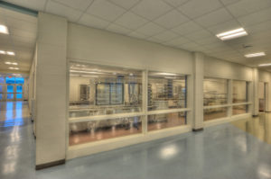 Watauga High School Kitchen