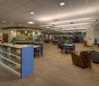Watauga High School Library